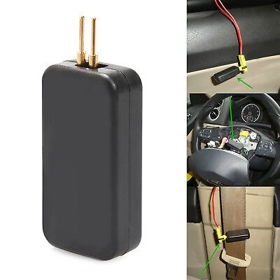 Car Accessories SRS Airbag Simulator Resistor Bypass Fault Finding Diagnostic