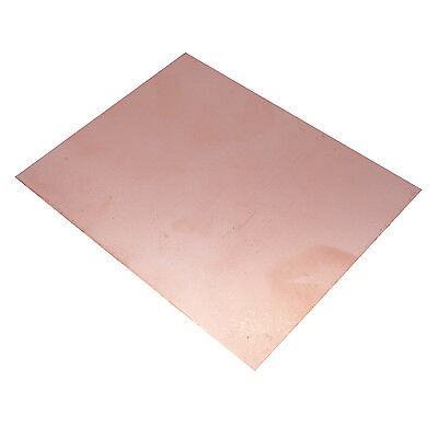 1 Pcs Copper Clad Laminate Circuit Boards Fr4 Circuit Pcb Double Side 10cmx12cm