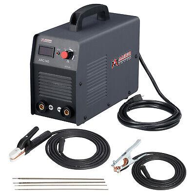 Arc-140 140 Amp Stick Arc Dc Inverter Welder 110v Welding Soldering Machine New