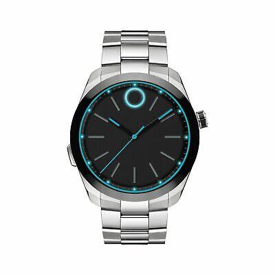 Movado 3660003 Men's Bold Motion Black Quartz Watch