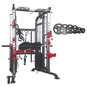 New F70 Functional Trainer – Monster Gym and Weight Pack Malaga Swan Area Preview
