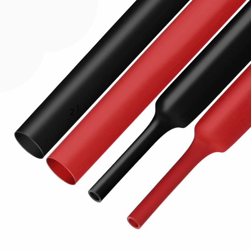 Heat Shrink Tubing Kit 3:1 Marine Grade Wire Electrical Insulation Waterproof