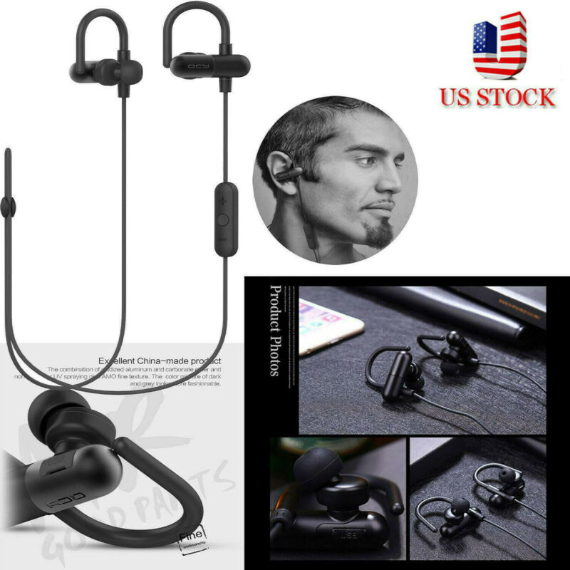 QCY QY11 Wireless Sport Earphones Bluetooth 4.1 Stereo Sweat