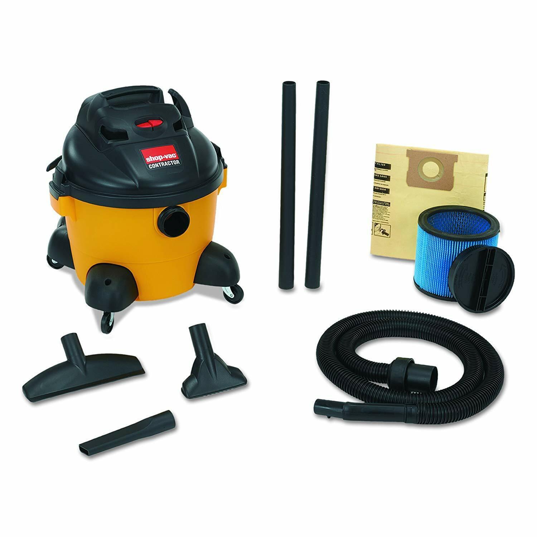 Shop Vac 3.0-Peak Horsepower Wet Dry Vacuums 6-Gallon Shop a