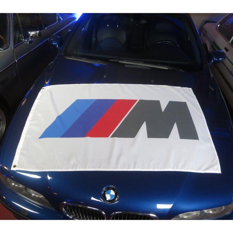 BMW Flag Banner m3 m5 m6 m1 m2 alpina hartge z1 z3 e30 e36 dtm ruf korman e46