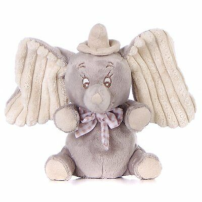 "Posh Paws Dumbo Soft Toy 6"" Quality Branded Plush 0+ Years 33006"