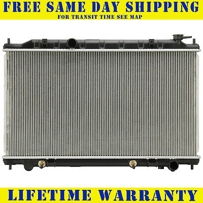 Radiator For Nissan Fits Altima Maxima 3.5 V6 6Cyl 2415