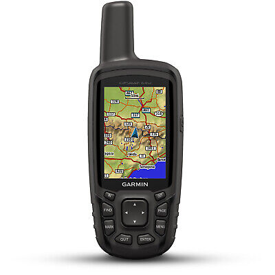 Garmin GPSMAP 64sc Handheld GPS with 1 Year BirdsEye Subscri