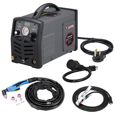 Amico 50 Amp Plasma Cutter 120240v Dual Voltage Mosfet Cutting New Apc-50