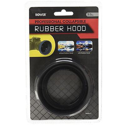 Bower 82mm Rubber Lens Hood -