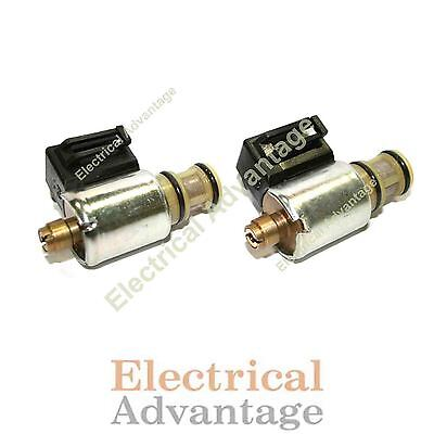 (4L30E Factory OEM New Shift Solenoid Kit Set Pair A B 1-2 2-3 3-4 Free Shipping)