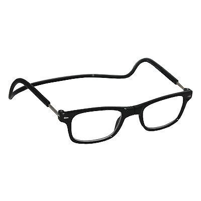 af67041a18 Gafas de lectura aumento y graduadas de pasta plastico con iman hombre mujer