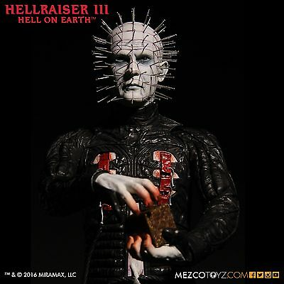 HELLRAISER III PINHEAD 12