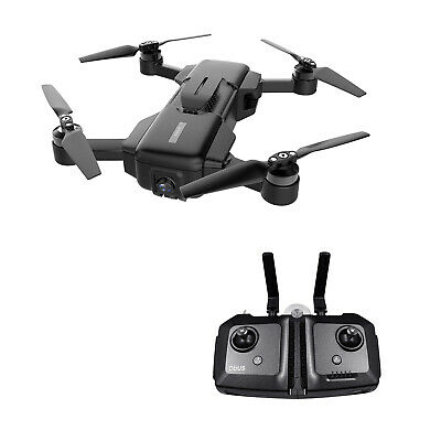 Drones by US Foldable Lightweight 4K Camera Drone w/ Isolated Controller | DBUS2