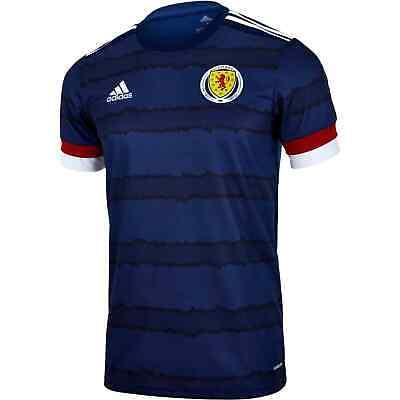 Scotland Home Shirt 2020/21