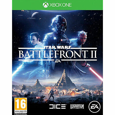 Star Wars Battlefront 2 XBOX ONE New and Sealed II