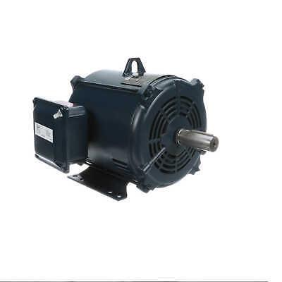 Marathon Electric Motor Gt0010a 3 Hp 1800 Rpm 3ph 230460 Volt 182t Frame