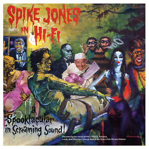 Spike Jones – Spike Jones In Hi-Fi CD