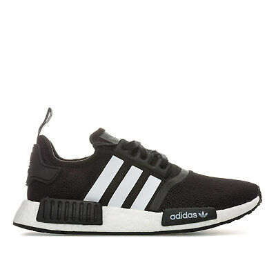 Adidas Originals Black NMD_R1 Trainers