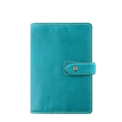 Filofax Personal Malden 26026organiser Kingfisher Blue