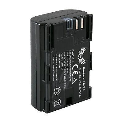 Akku für Canon LP-E6 | 65164 | mit Infochip | EOS 70D...