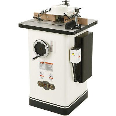 Shop Fox W1674 2 Hp 120220v Cabinet Style Heavy Duty Shaper