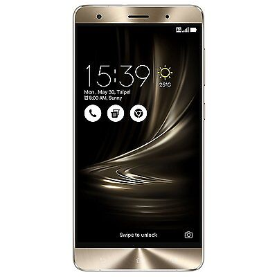 NEW Asus Zenfone 3 Deluxe 6GB 64GB Dual Sim Cell Phone Smart ZS570KL Smartphone