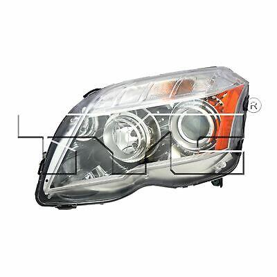 Linke Seite Halogen Frontscheinwerfer Baugruppe für 2010-2012 Mercedes