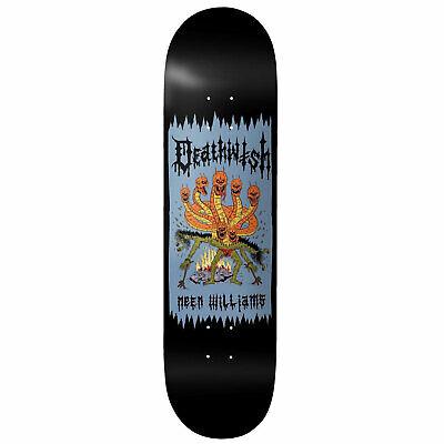 """Deathwish Neen Death Wichz 8.25"""" Skateboard Deck"""