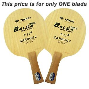 Galaxy-Yinhe-T-11-LIMBA-BALSA-OFF-Table-Tennis-Ping-Pong-Blade