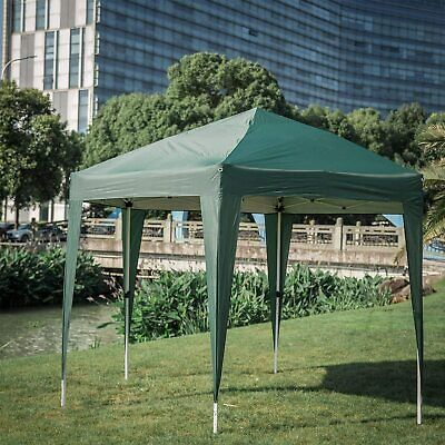 Backyard Patio Hexagon Gazebo Canopy BBQ Party Foldable Tent Sunshade Shelter