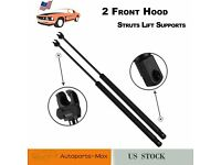 2Qty Front Hood Gas Spring Strut Lift Support For Chrysler 300M Dodge Intrepid