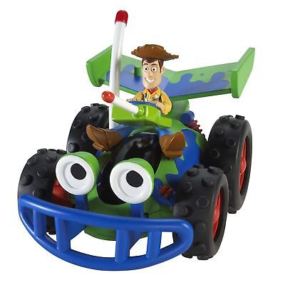 Toy Story Pull & Go RC Vehicle with Woody