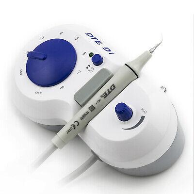 100woodpecker Dental Dte D1 Blue Ultrasonic Scaler Handpiece Satelec 110v