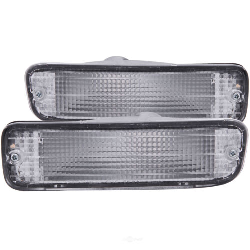 Turn Signal Light Assembly-Euro With Amber Reflector