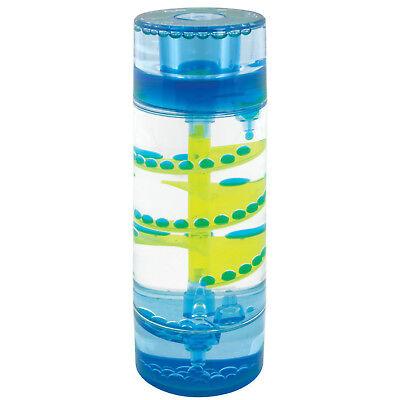 Minutentimer Liquid Timer mit Flüssigkeit Sanduhr Uhr Eieruhr Timer