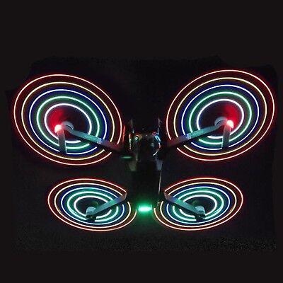 DJI Mavic Pro Propellers LED Light Platinum Accessories Night Flying Kit 4Pcs US