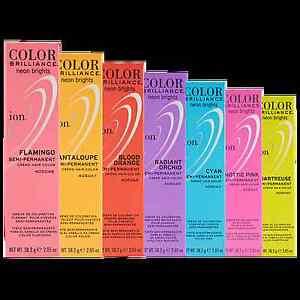 Ion Color Brilliance Neon Brights Semi Permanent Hair #0: $ 35 JPG