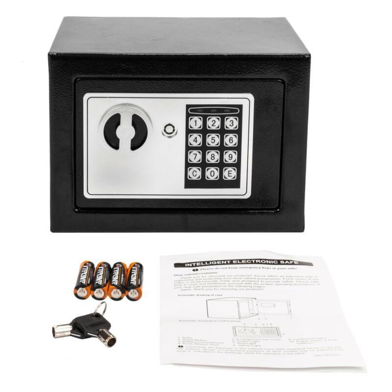 New Digital Electronic Safe Box Keypad or Lock Home Office Hotel Safe Deposit