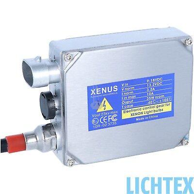 XENUS Standard HID Xenon Scheinwerfer KIT Steuergerät Nachrüstsatz 12V 35W AC AH Premium Digital Headset