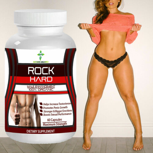 Male Enhancement Pills Rock Hard Dick Enlargement Sex Performance Testosteron