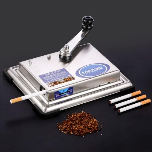 Cigarette Rolling Machine,Hand Operation Roller Maker Tobacco Injector Machine&&