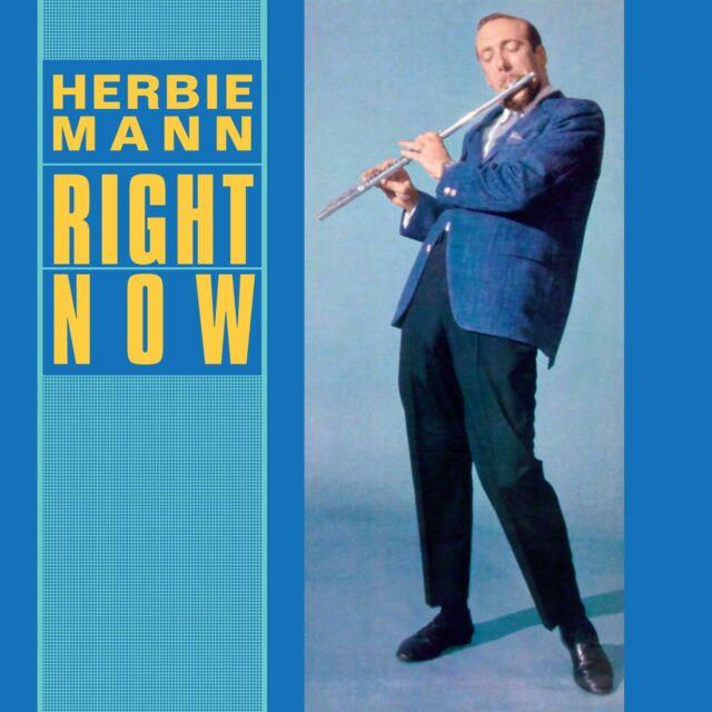 Herbie Mann – Right Now CD