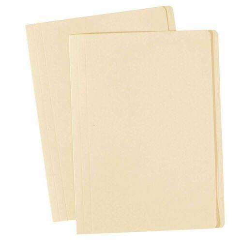 100 x BUFF Avery A4 Manilla Folder 81702