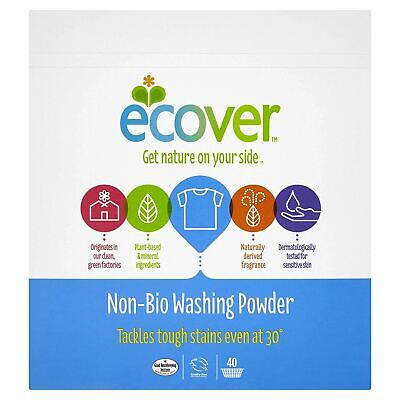 Ecover Washing Powder Non Bio - 3kg