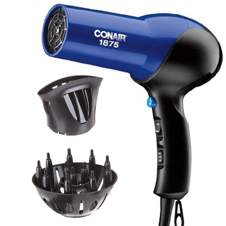 Professional Ionic Turbo 1875 Watt Hair Dryer Conair Powerfu