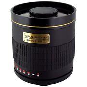 Lumix G10 Lens