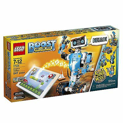 Lego Boost Creative Toolbox Building Kit  847 Piece