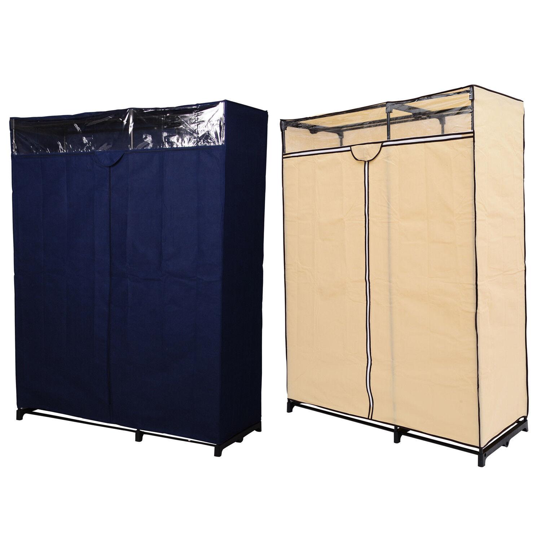 63039039 Portable Clothes Closet Wardrobe Garment Organizer