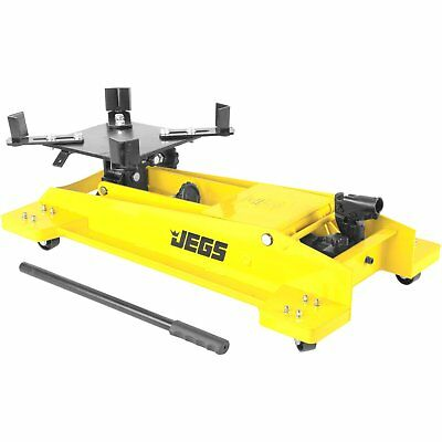 Jegs Performance Products 79012 Transmission Jack Low Profile Capacity  1000 Lbs